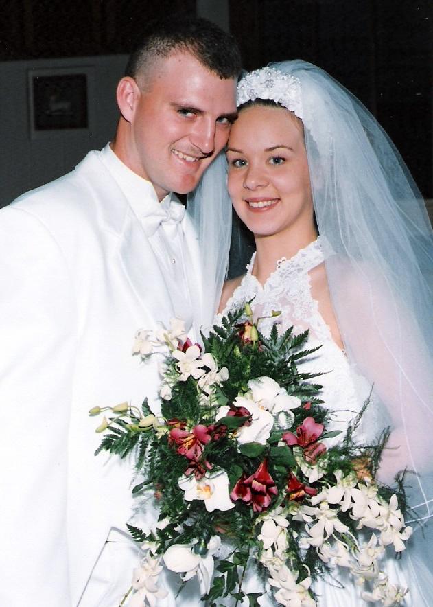 Heath and Jeni wedding