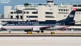 US Airways B737-401 N425US aviation stock photo #2972