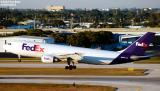 FedEx A300F4-605R N654FE aviation stock photo #2541