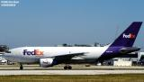 FedEx A310-203 N426FE aviation stock photo #2469