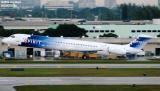 Spirit MD82 N816NK aviation stock photo