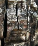 Weathered Face