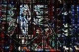 Stained-glass windows of Notre-Dame des Lourdes, Casablanca