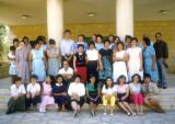 Staff of the School - ca 1981