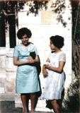 Dena and Lucy -the Two Girls Who Were Killed in the Israeli Attack of June, 1967