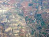 Fields from the air