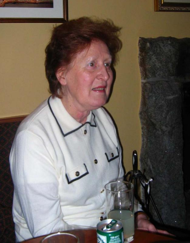 Granny Maggie 20 1 2005