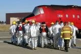 Aircraft Fire Simulator