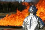 Mock Fuel Fire