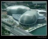 Singapore Theatre by the Bay