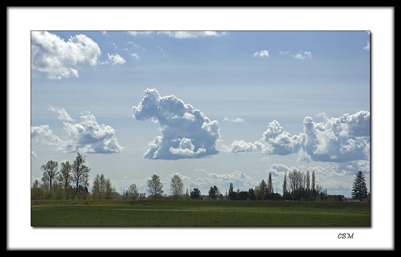 Cloud shot