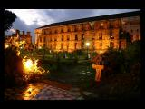 Intramuros, the walled city of Manila