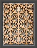 Buddhist Temple Lattice Door