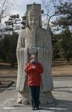 Environ de Pékin - Visite de l'Allée des Esprits