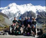 Group at Tasman