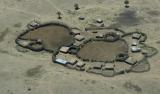Boma from the air