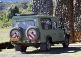 Range Rover in Kenya