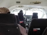 Short-hop plane ride in Tanzania