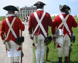 Encampment  At Old Fort Niagara