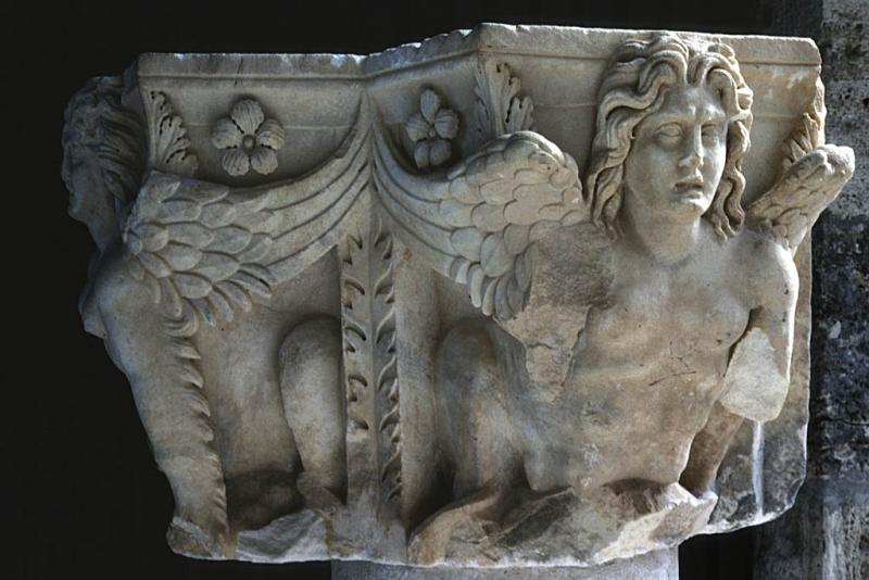 Hierapolis museum capital