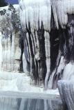 Pamukkale cliffs