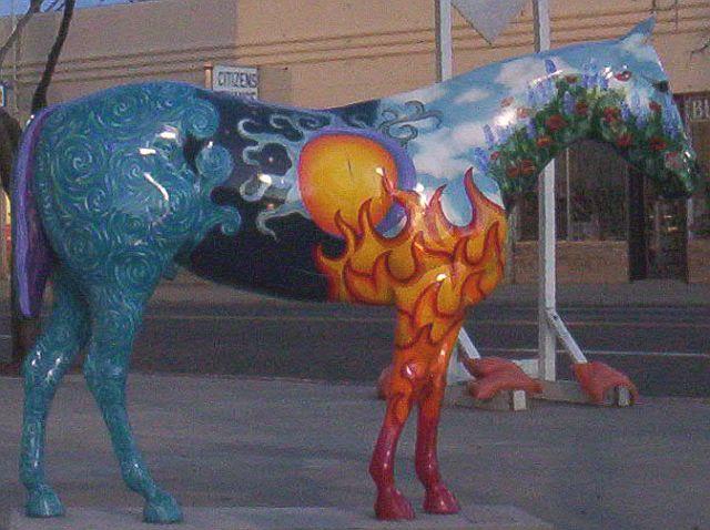 Hot Horse
