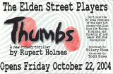 Thumbs by Rupert Holmes