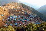 Namche fm Syangboche 3720m