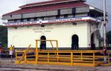 Miraflores Locks Control Bldg