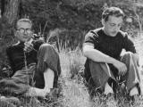 Robert Ollivier et  Armand Peti Jean