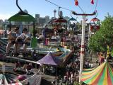 View from cable car - Stampede