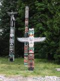 Totem Pole - Stanley Park