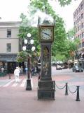 Steam Clock - Gas Town