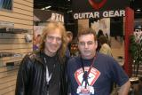 Dave Amato and me