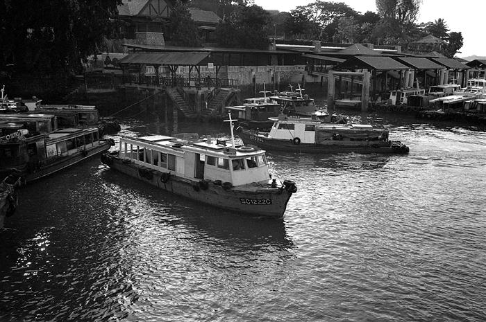 Bum Boats