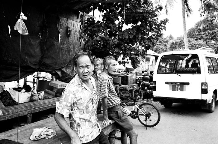 Taxi Drivers of Pulau Ubin