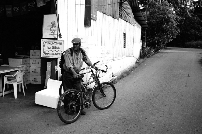 Malay Villager