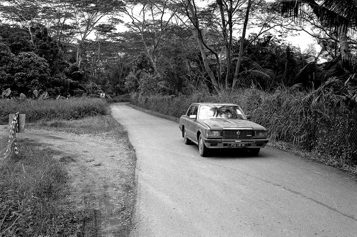 Pulau Ubin Taxi