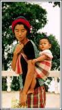 Women with child / Chiang Rai