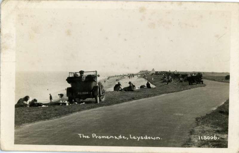 The Promenade Leysdown 1933