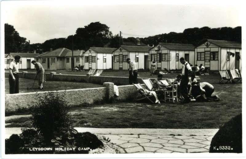 Leysdown Holiday Camp