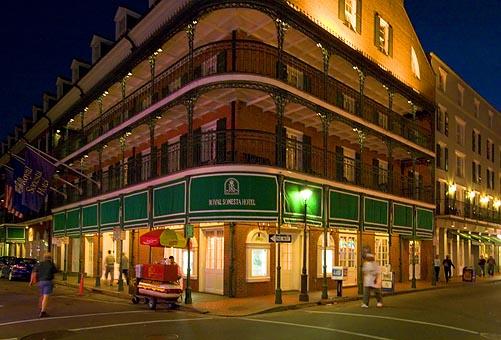 French Quarter Hotel 3923