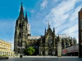 Cologne Cathedral South Front