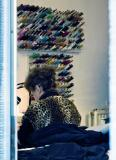 Tayloress in her Atelier
