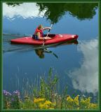 Canoeing Reflections