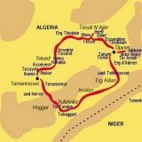 Itinerary ring