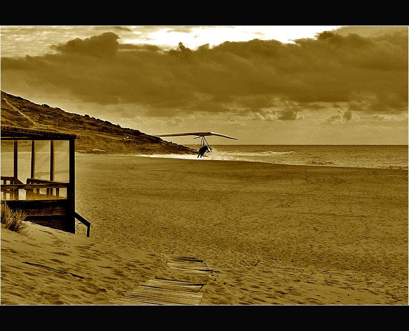 16.04.2005 ...Landing ...