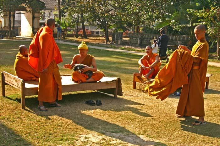 Luang Prabang ( Laos)