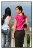 Enjoying the view - Doi Suthep