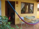 hammocks on every front Veranda.